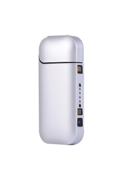 Чехол пластиковый для IQOS 2.4/2.4+ серый
