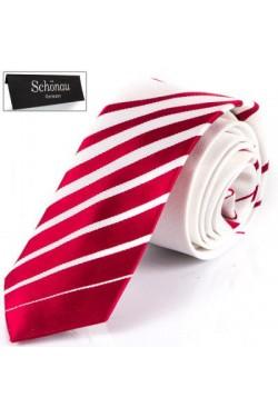 Яркий мужской галстук SCHONAU & HOUCKEN