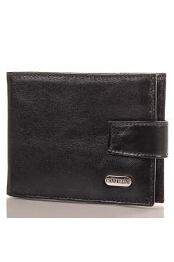 Мужской кожаный кошелек CANPELLINI 3192-02