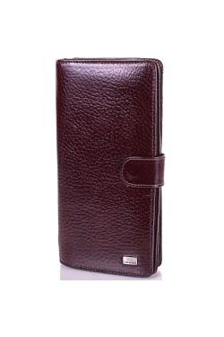 Мужской кожаный кошелек DESISAN 3253-02
