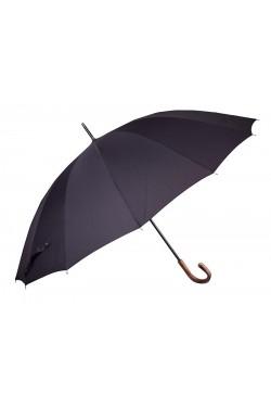 Зонт-трость механический с большим куполом DOPPLER