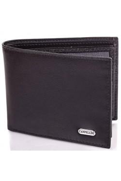 Мужской кожаный кошелек CANPELLINI 3289-02