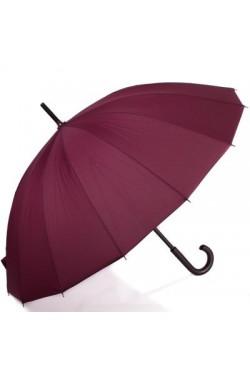 Зонт-трость DOPPLER мужской бордовый