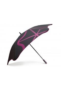 Ветрозащитный зонт-трость мех. БК BLUNT