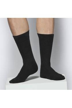 Мужские носки Atlantic MSC-011 черные