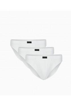 Белые слипы спорт комплект из 3 единиц Atlantic