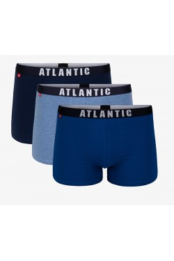 Набор боксеров Atlantic из 3 единиц 3mh011