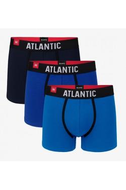 Комплект трусов боксеров Atlantic из 3 ед 3smh002