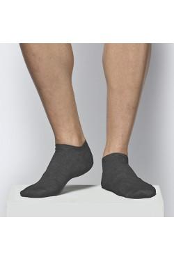 Ультракороткие носки Atlantic MSC012 графит