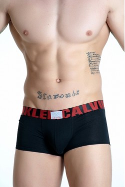 Calvin Klein boxer X black/red