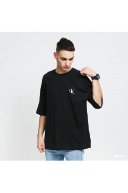 Calvin Klein мужская футболка черная 1793-001