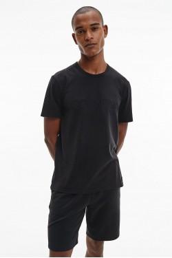 Оригинальная футболка Calvin Klein черная 2126-ub1