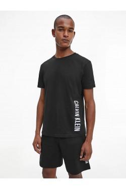 Футболка Calvin Klein 604-beh черная