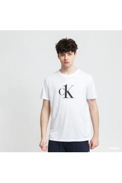 Мужская футболка Calvin Klein 646-ycd белая