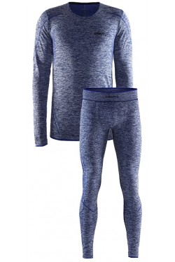 Craft  ACTIVE COMFORT SET синий меланж