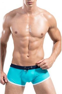 Модные мужские плавки 2020 Desmiit blue
