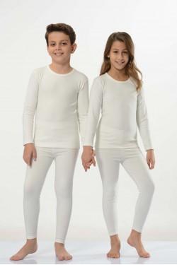 Термокомплект детский Jiber white