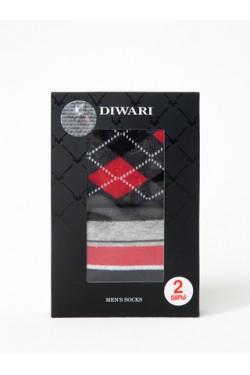 Набор цветных носков Diwari 2 пары