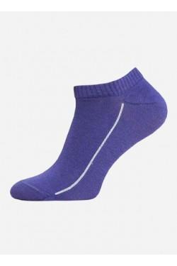 Носки короткие мужские синие