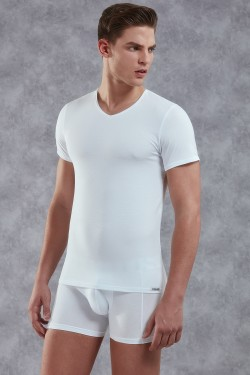 Мужская футболка Doreanse белая 2855