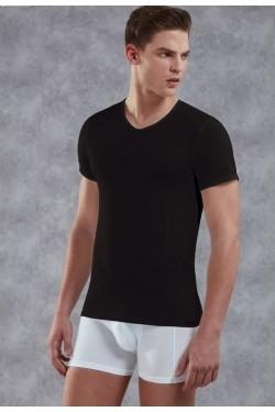 Мужская футболка Doreanse черная 2855