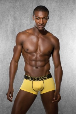 Doreanse boxer 1725 yellow