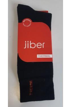 Термоноски Jiber черные 5900