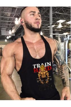 Майка для тренировок мужская Train Hard