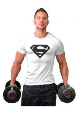 Футболка Супермен спортивная