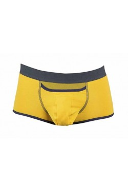 SPORT Boxers light Yellow MAN's SET
