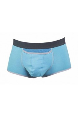 SPORT Boxers light Turquoise MAN's SET
