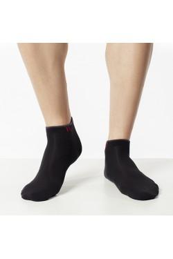 Короткие носки Atlantic MSC-073 черные