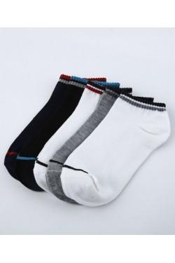 Короткие носки 5 шт. набор в коробке