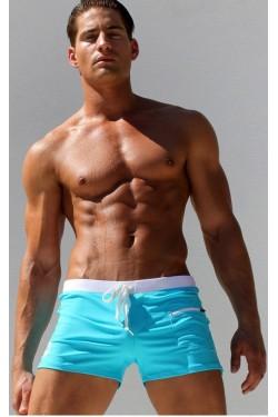 Мужские плавки шорты Aqux blue