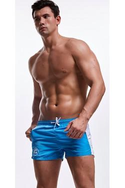 Мужские пляжные шорты Aqux blue 11074