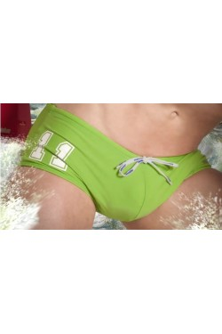 Плавки Aussiebum number green 13