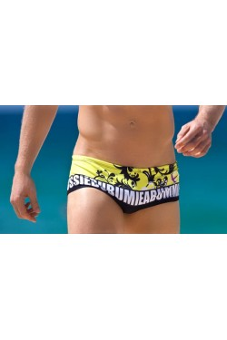 Плавки Aussiebum 2 yellow