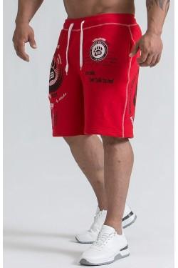 Спортивные длинные шорты мужские
