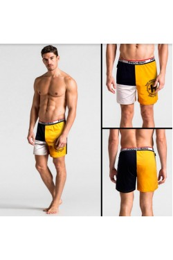 Шорты Pink Hero shorts yellow