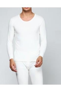 Термокофта Jiber О-вырез soft white