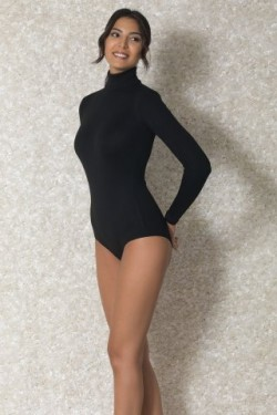 Термободи Doreanse black (длинный рукав) 12465