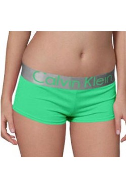 Calvin Klein shorts steel green