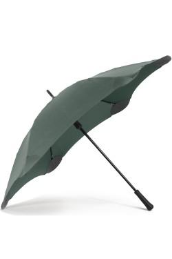 Зонт-трость механический  BLUNT темно-зеленый